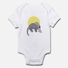 Cute Little Armadillo Infant Bodysuit