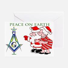 Masonic S&C Tree Greeting Cards (Pk of 20)