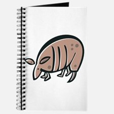 Silly Armadillo Journal