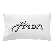 Aron Classic Style Name Pillow Case