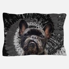 Black Pug Pillow Case