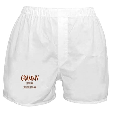 GRAMMY IS THE NAME.. Boxer Shorts