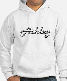 Ashley Classic Style Name Hoodie
