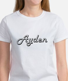 Ayden Classic Style Name T-Shirt