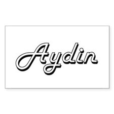 Aydin Classic Style Name Decal