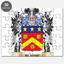 Blache Coat of Arms - Family Crest Puzzle