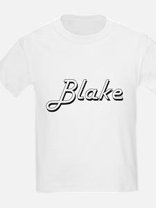 Blake Classic Style Name T-Shirt