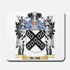 Blair Coat of Arms - Family Crest Mousepad