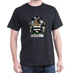 Schaper Family Crest Dark T-Shirt