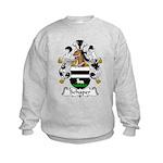 Schaper Family Crest Kids Sweatshirt