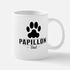 Papillon Dad Mugs