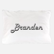 Branden Classic Style Name Pillow Case