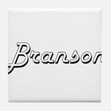 Branson Classic Style Name Tile Coaster