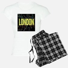 London Tube Pajamas
