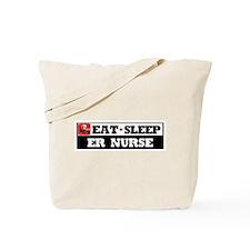 E.R. Nurse Tote Bag