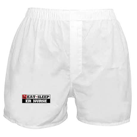 E.R. Nurse Boxer Shorts