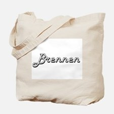 Brennen Classic Style Name Tote Bag