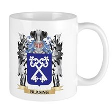 Blasing Coat of Arms - Family Crest Mugs