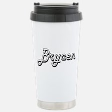 Brycen Classic Style Na Stainless Steel Travel Mug