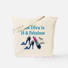 16 YR OLD PRINCESS Tote Bag