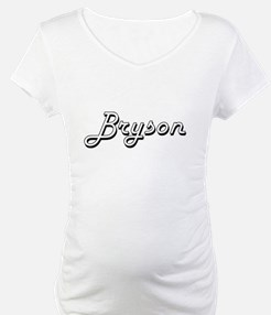 Bryson Classic Style Name Shirt