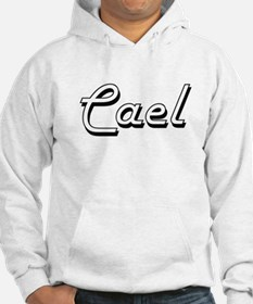 Cael Classic Style Name Hoodie
