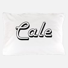 Cale Classic Style Name Pillow Case