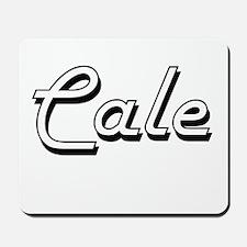 Cale Classic Style Name Mousepad