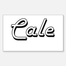 Cale Classic Style Name Decal