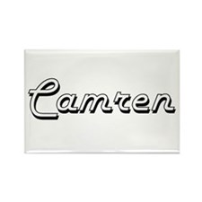 Camren Classic Style Name Magnets