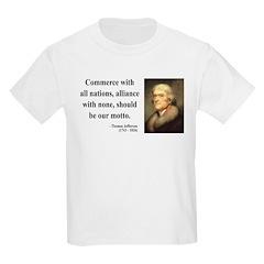 Thomas Jefferson 10 T-Shirt