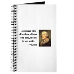 Thomas Jefferson 10 Journal