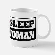 Policewoman Mug
