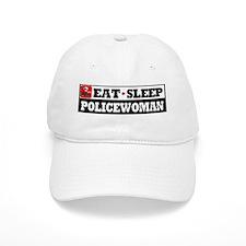Policewoman Baseball Cap