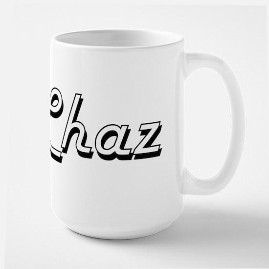 Chaz Classic Style Name Mugs