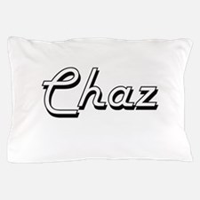 Chaz Classic Style Name Pillow Case