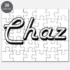 Chaz Classic Style Name Puzzle