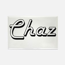 Chaz Classic Style Name Magnets