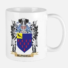 Blondell Coat of Arms - Family Crest Mugs