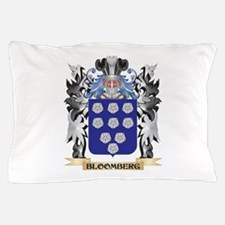 Bloomberg Coat of Arms - Family Crest Pillow Case