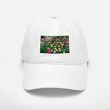Flower Garden Baseball Baseball Baseball Cap