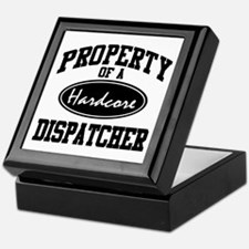 Hardcore Dispatcher Keepsake Box