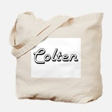 Colten Classic Style Name Tote Bag