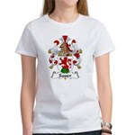 Sauer Family Crest Women's T-Shirt