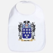 Blume Coat of Arms - Family Crest Bib