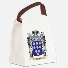 Blume Coat of Arms - Family Crest Canvas Lunch Bag