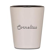 Cornelius Classic Style Name Shot Glass