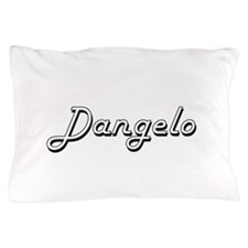 Dangelo Classic Style Name Pillow Case