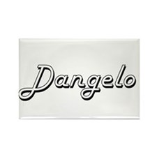Dangelo Classic Style Name Magnets