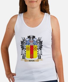 Bock Coat of Arms - Family Crest Tank Top